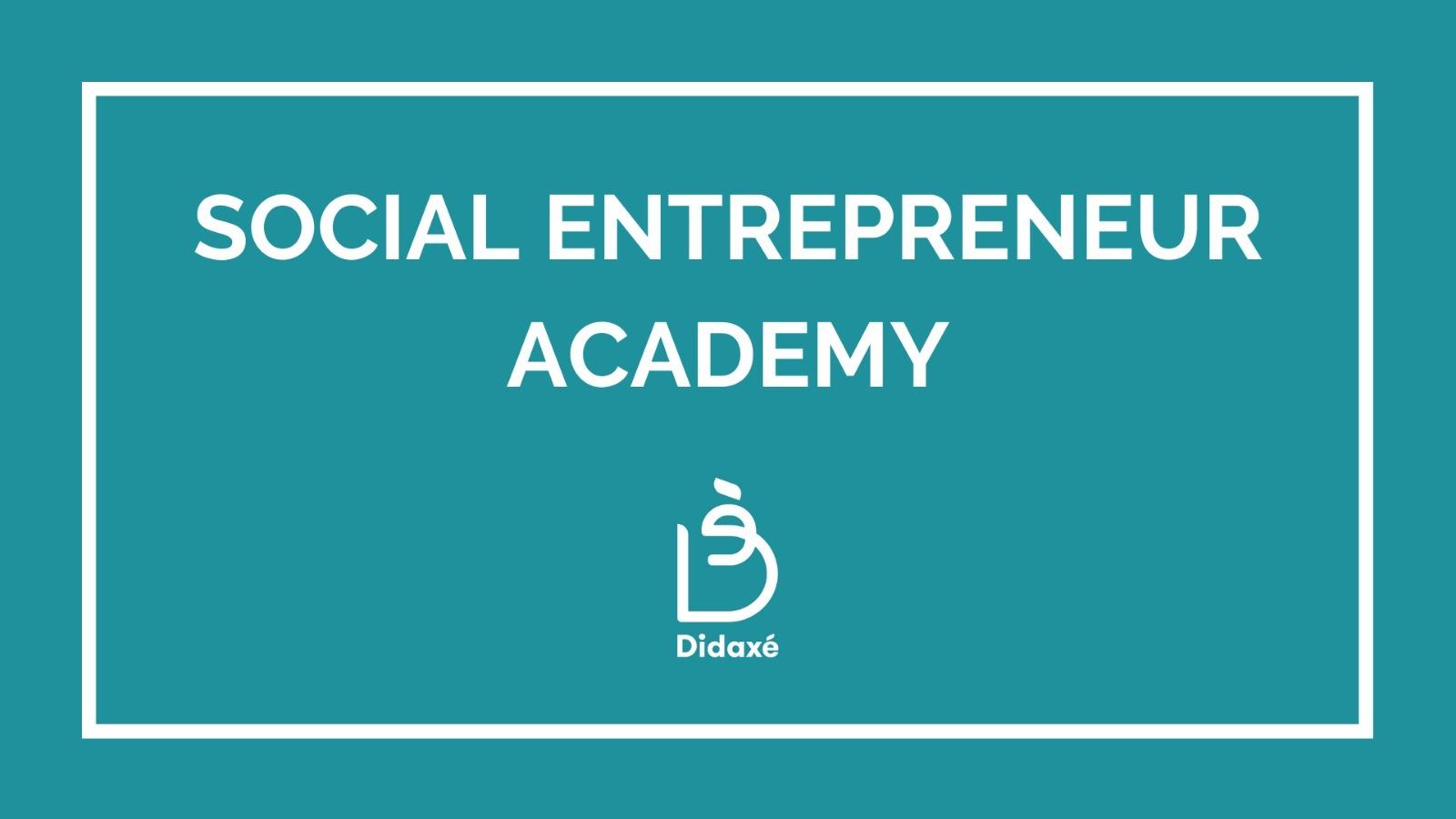 Social Entreprener Academy